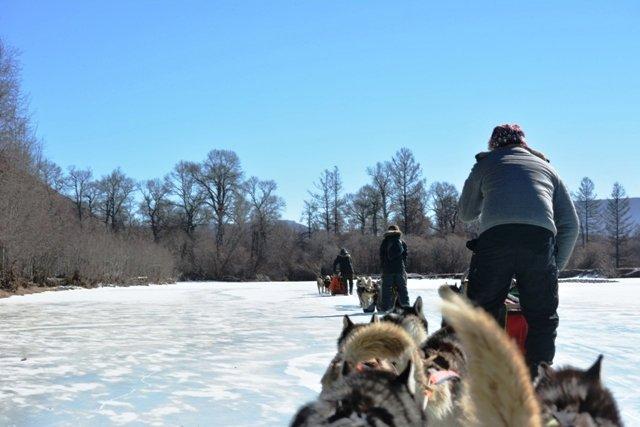 mongolia winter trip