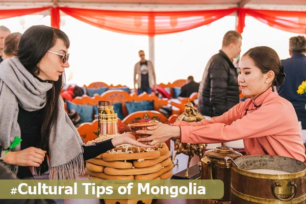 Cultural Tips of Mongolia
