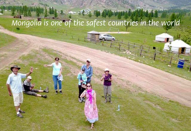 How about Mongolia Travel Safety?