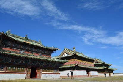 Central Mongolia Tour 7 days