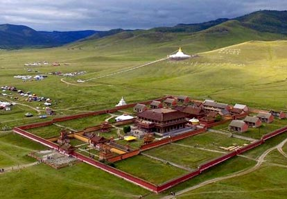 Pilgrimage tour to Mongolia