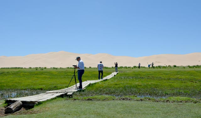 Gobi Desert Travel