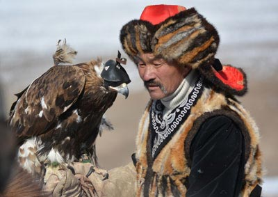 Golden Eagle Festival Tour in Mongolia