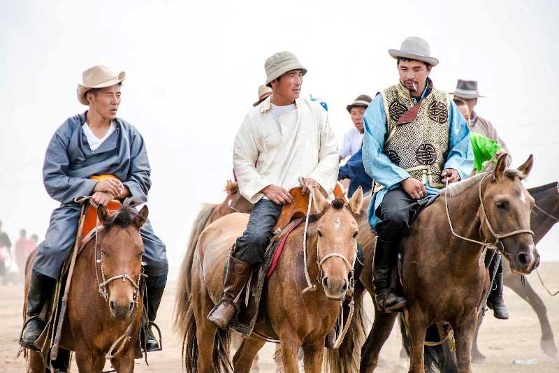 local naadam festival mongolia