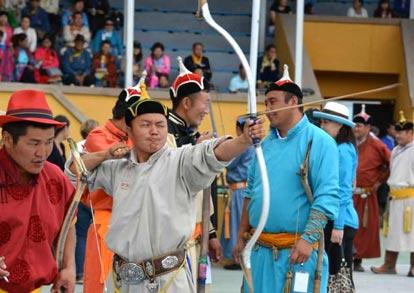Mongolia Naadam Festival Tour 8 days