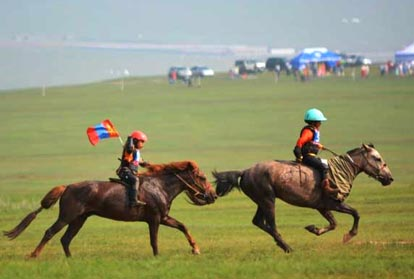 Mongolia Naadam Festival Tour 10 days