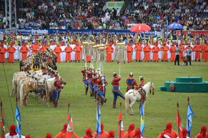 Mongolia Naadam Festival Tours 2020