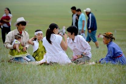 Mongolia Naadam Festival Tour 16 days