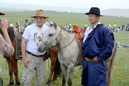 Mongolia Naadam Festival Tour 11 days