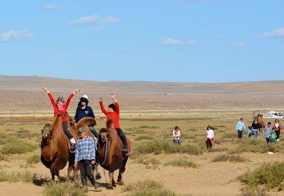 Mongolia Muslim Tours