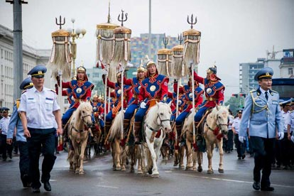 Mongolia Naadam Festival Tour 2 weeks with 14 days