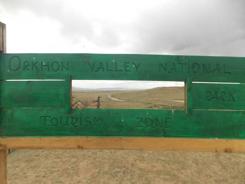 Orkhon valley Cultural Landscape in central Mongolia