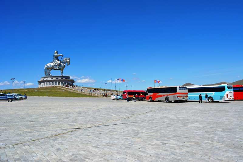 Tsonjin boldog of Mongolia