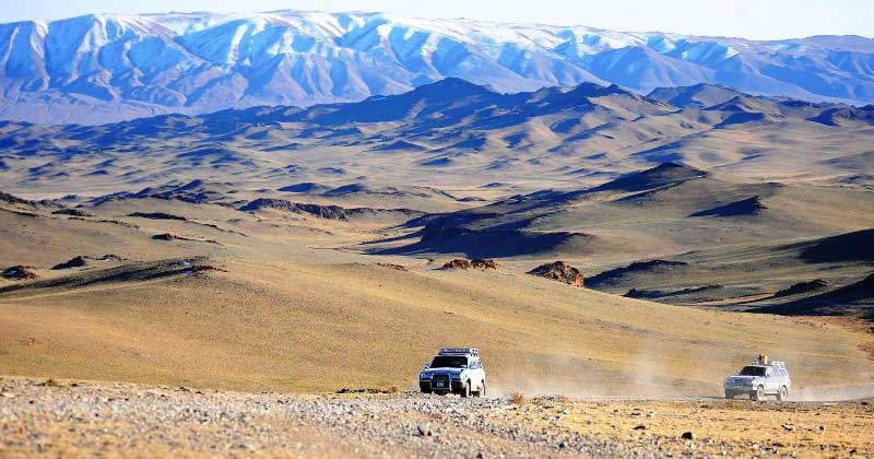 Mongolia tours in Western Mongolia