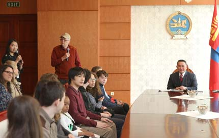 Mongolia translation Interpreting service