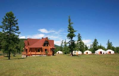 Ashihai Resort Khuvsgul Mongolia