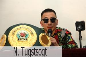 King Tug boxer