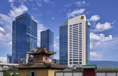 Shangri-La Hotel Ulaanbaatar Mongola Luxury Hotel